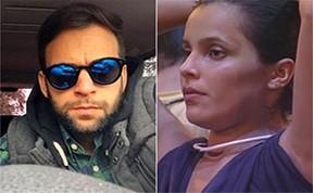 Kayke Almeida e Emily (Foto: Instagram / Reprodução e Reprodução/TV Globo)