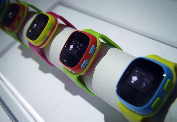 Smartwatches para crianças  (Foto: GettyImages)