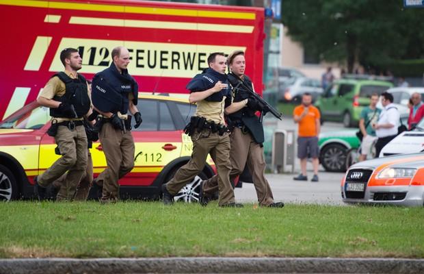 Grupos pró-EI falam que ataque em Munique é 'prévia' da Rio2016