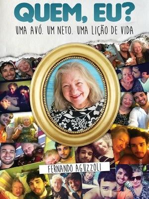 """Livro """"Quem, Eu?"""" tem lançamento em seis cidades brasileiras (Foto: Editora Belas Letras/Divulgação)"""