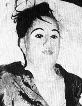 O rosto de Elena (Foto: Florida Public Library)