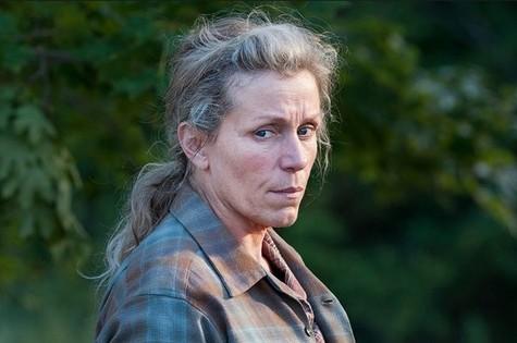 Frances McDormand em 'Olive Kitteridge' (Foto: Reprodução)
