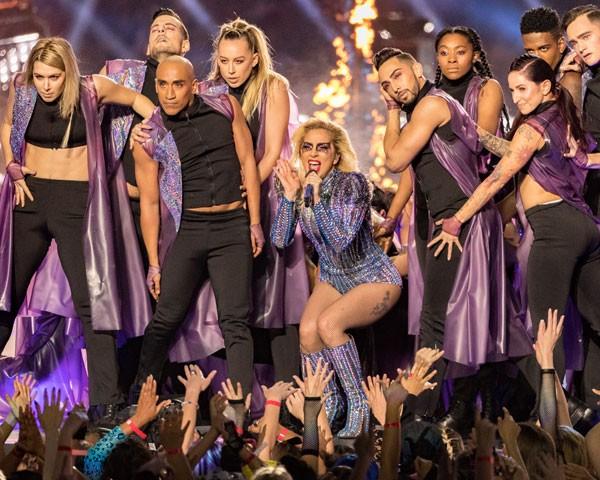 Lady Gaga será atração no Rock in Rio (Foto: Getty Images)