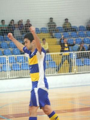 Luizeto, Petrópolis, Futsal (Foto: Divulgação)