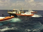 Guarda Costeira da Itália resgata 111 imigrantes no Mediterrâneo na sexta