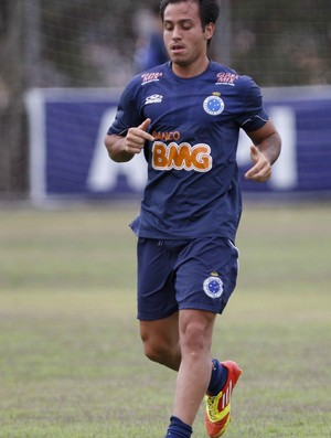 Martinuccio, atacante do Cruzeiro (Foto: Washington Alves / Vipcomm)