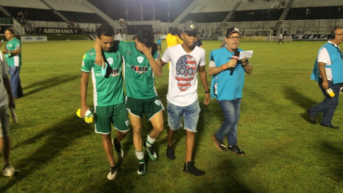 Alecrim - Léo Bahia (Foto: Luiz Henrique/GloboEsporte.com)