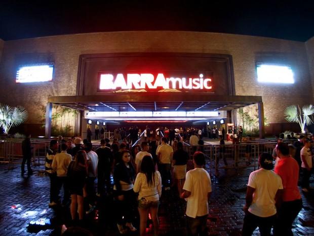 Barra Music é uma das opções para quem quer dançar funk (Foto: Bruno Henrique / Divulgação)