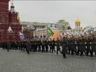 Rússia comemora os 100 anos da revolução comunista sem Putin