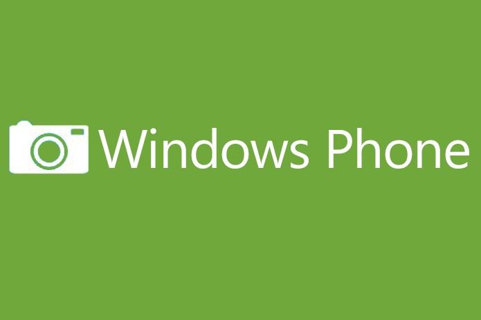 Windows Phone traz diversas configurações em sua câmera nativa da versão 8 e da 8.1 (Foto: Arte/Divulgação)