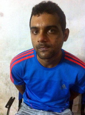 Reinaldo da Silva Xavier é mais conhecido como 'Tinho de Santa' (Foto: Divulgação/Polícia Militar do RN)