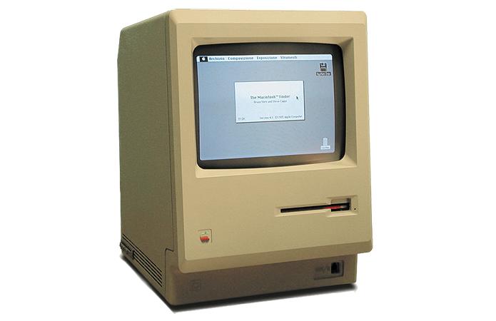O primeiro Macintosh foi também o pioneiro na interface gráfica em computadores pessoais (Foto: Reprodução/Creative Commons)