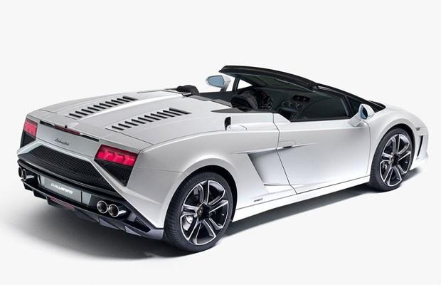 Lamborghini Gallardo LP560-4 Spyder 2013 (Foto: Divulgação)