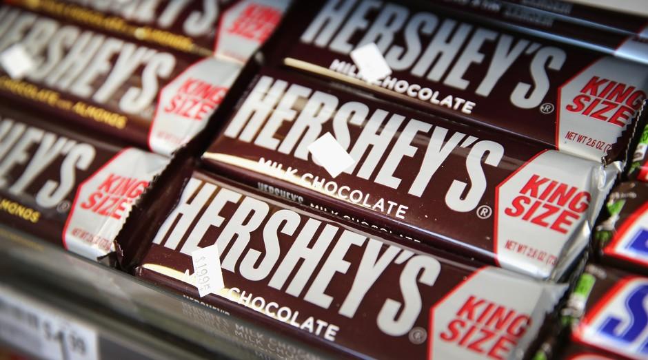 A Hershey, famosa pelos seus chocolates, agora aposta em alimentos saudáveis (Foto: Divulgação)