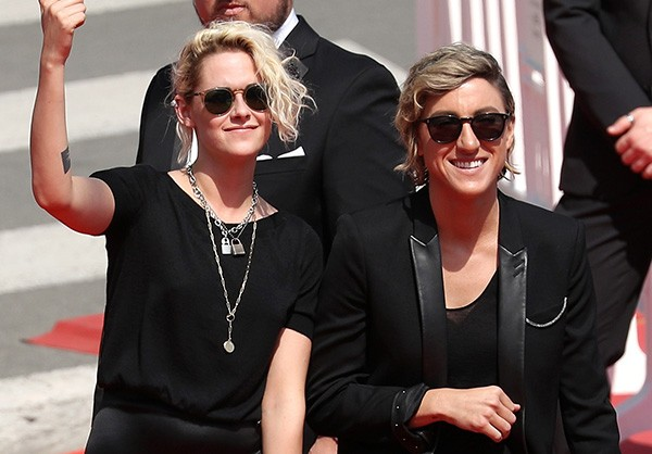 Kristen Stewart e Alicia Cargile (Foto: Getty Images)