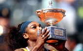 Serena arrasa Azarenka