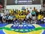 Uberaba tenta sediar quadrangular Sul-americano de Futsal para 2016