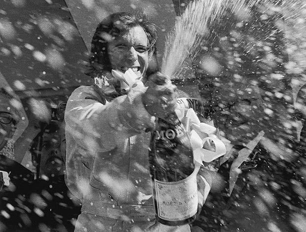 Emerson Fittipaldi 1972 (Foto: Getty Images)