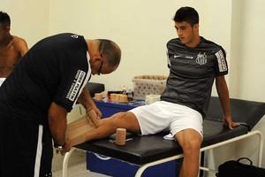 Gustavo Henrique, Santos (Foto: Ivan Storti/ Santos FC)