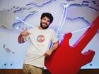 Famosos participam da campanha 'Lixo no lixo, Rio no coração'