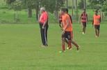 Real Ariquemes treina antes de viagem para amistoso contra a seleção de Jarú