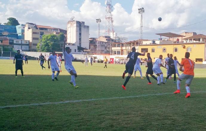 Doze venceu o Espírito Santo por 1 a 0, no Sumaré (Foto: João Brito/Espírito Santo FC)