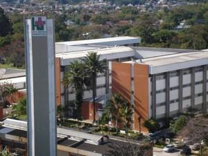 Hospital Universitário Polydoro Ernani de São Thiago, UFSC (Foto: HU/Divulgação)