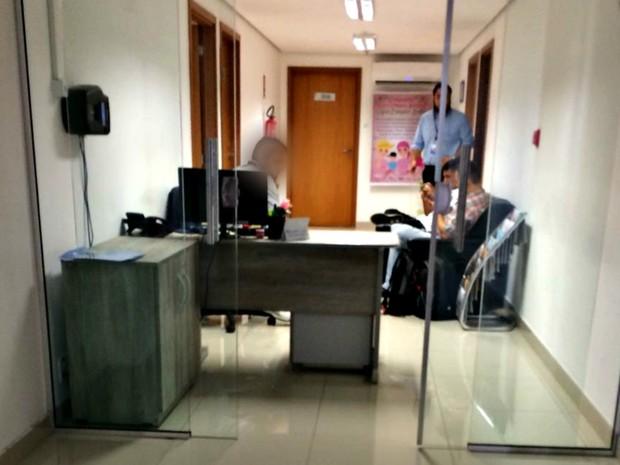 Instituto Novos Caminhos tem sede em edíficio de alto padrão na Zona Centro-Sul de Manaus (Foto: Arquivo Pessoal)