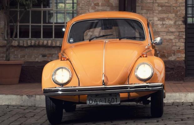 Volkswagen Fusca (Foto: Fabio Aro)