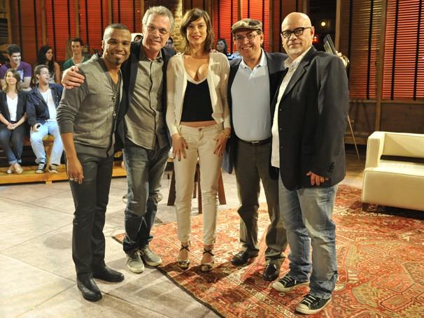Na Moral (Foto: TV Globo)