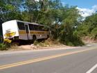No CE, seis dos 10 feridos graves em acidente com ônibus no Cariri têm alta