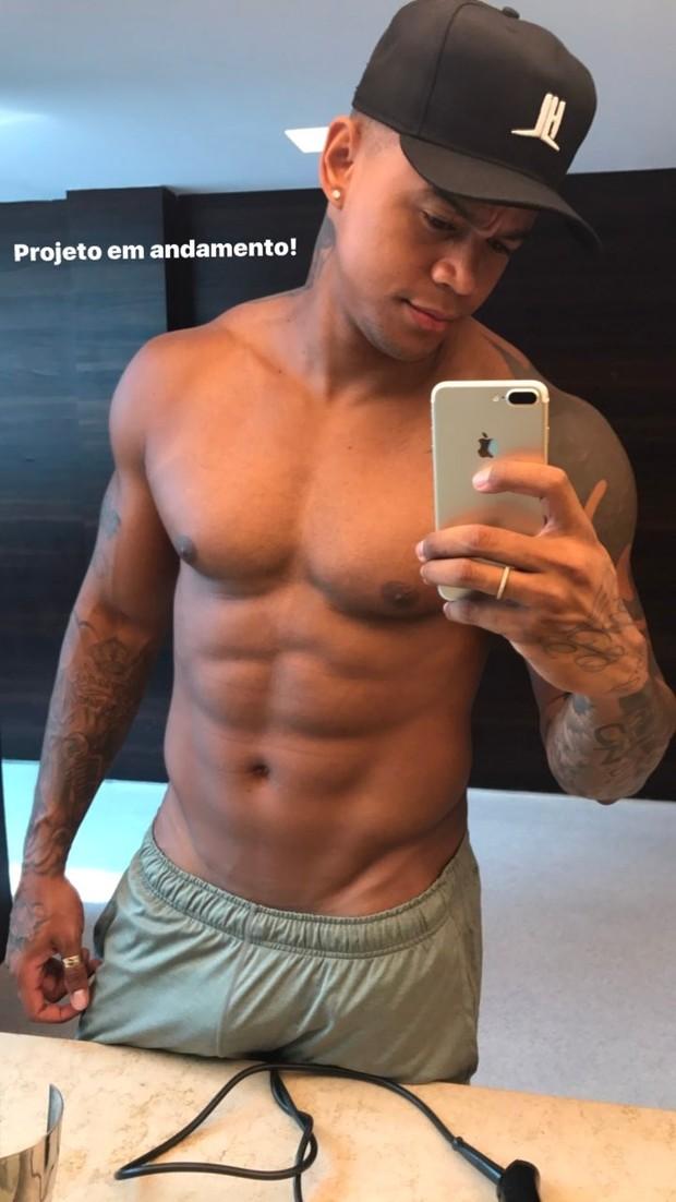 Leo Santana (Foto: Reprodução/Instagram)