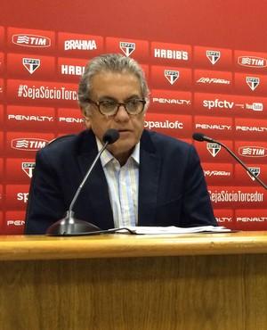 Carlos Miguel Aidar São Paulo (Foto: Alexandre Lozetti)