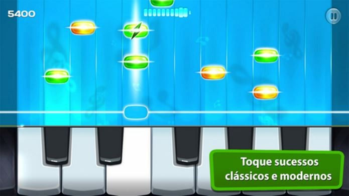 Com Piano City dá até para ter uma noção de como é tocar piano de verdade (Foto: Divulgação)