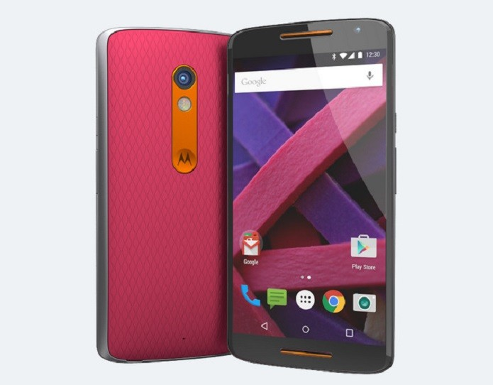 Moto X Play tem tela de 5,5 polegadas com resolução Full HD (Foto: Divulgação/Motorola)