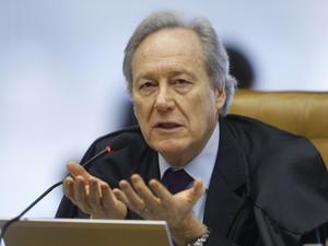O ministro do STF, Ricardo Lewandowski (Foto: STF)