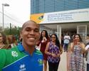 Medalhista de prata no Rio, Erlon de Souza inaugura escola com seu nome
