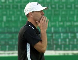 Cléber Gaúcho treinador XV  (Foto: Marcello Carvalho)