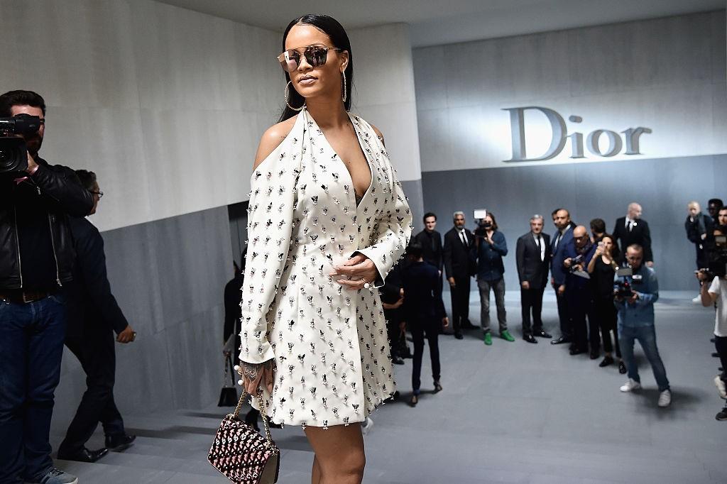 Rihanna (Foto: Getty/ Jacopo Raule / Stringer)