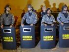 Força Nacional vai permanecer no Maranhão por mais 90 dias
