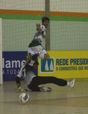 Lagarto, Moita Bonita, Copa TV Sergipe de Futsal (Foto: João Áquila / GloboEsporte.com)