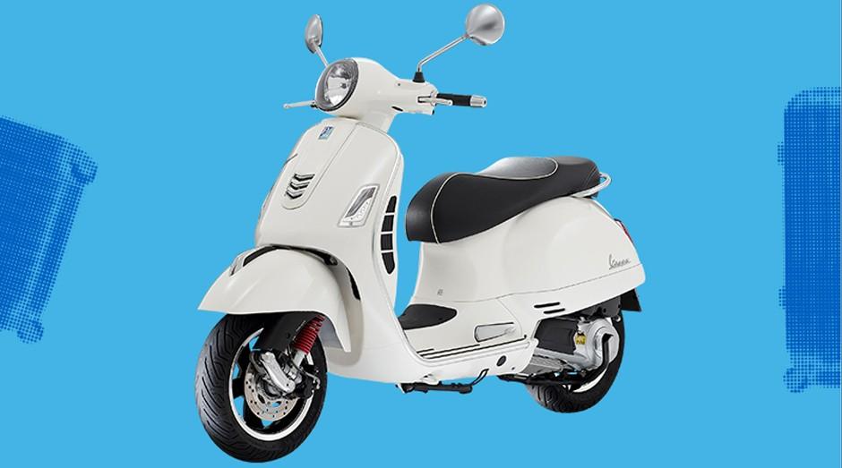 Vespa: motoneta fez sucesso no Brasil (Foto: Reprodução)