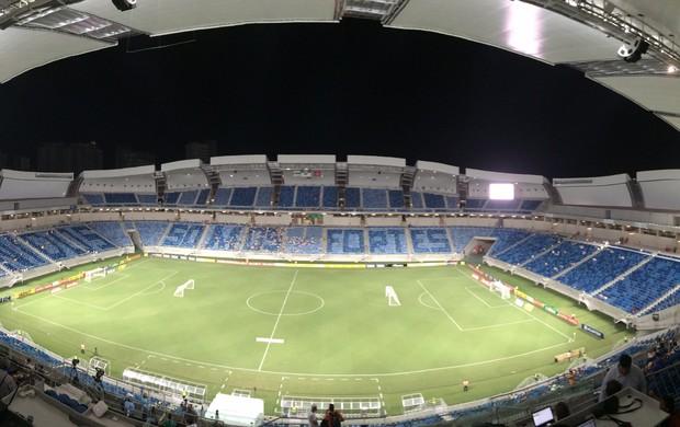 ABC x Cruzeiro, na Arena das Dunas - Copa do Brasil