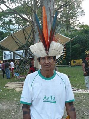 Ismael passou mal pela primeira vez na terça (Foto: Divulgação)