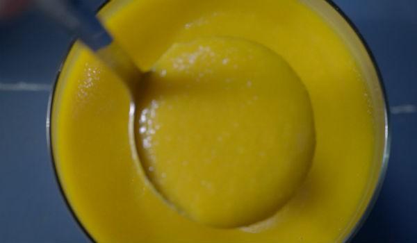 Sopa de abbora -  Marmitas e Merendas (Foto: Reproduo)