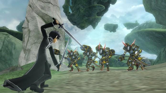 Sword Art Online: Lost Song (Foto: Divulgação)