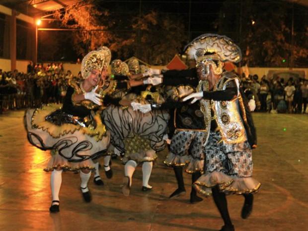 Grupo Coração Mazaganense ficou em 1º lugar na eliminatória em Mazagão  (Foto  Fefap  c84545d17af