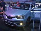 Toyota Etios ganha versão mais cara do que Mitsubishi Lancer de entrada