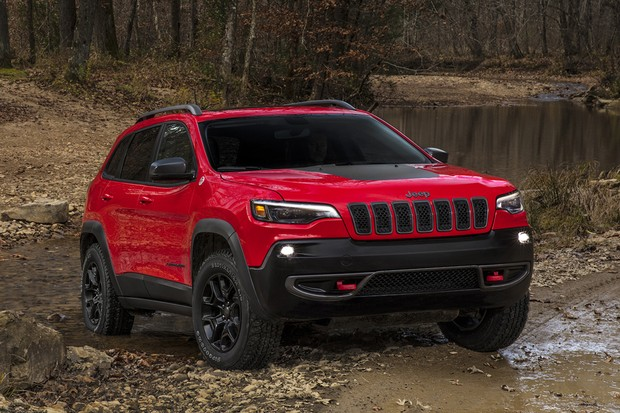 Jeep Cherokee (Foto: Divulgação)