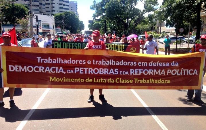 Campo Grande, MS, protestocampogrande, protesto, dia13